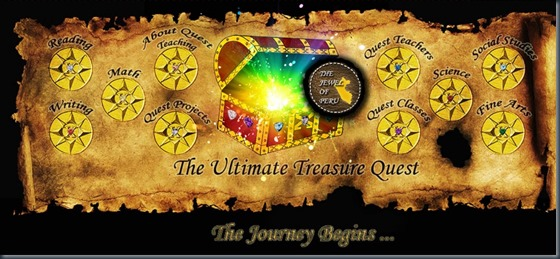 the ultimate treasure quest