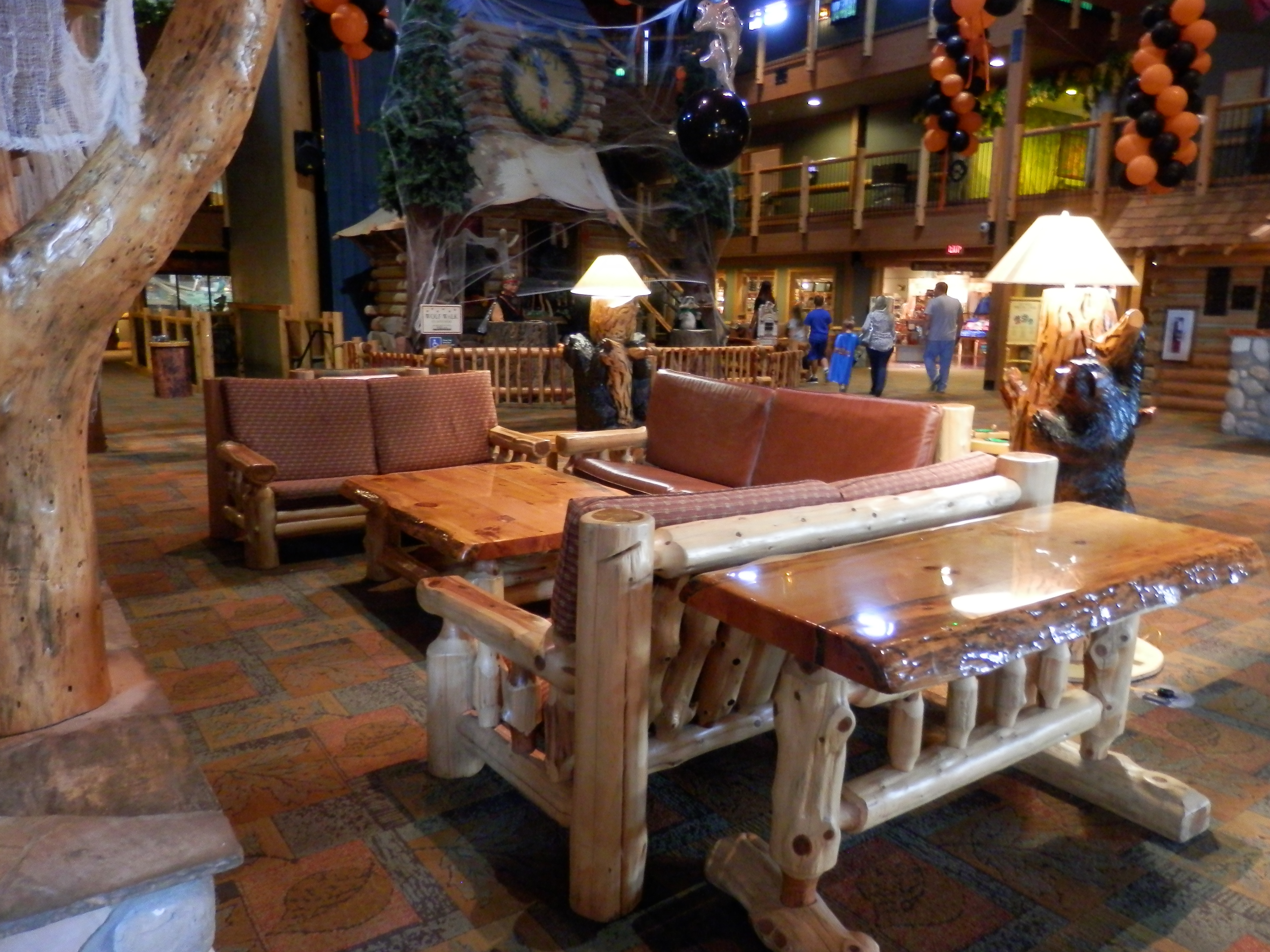 Adjacent to Great Wolf Lodge is MagiQuest, a four-story live action adventure game with players using magic wands - score! After you've worked up an appetite, take the team to one of the two Monk's Bar & Grill restaurants in Wisconsin Dells for a classic burger the locals love.