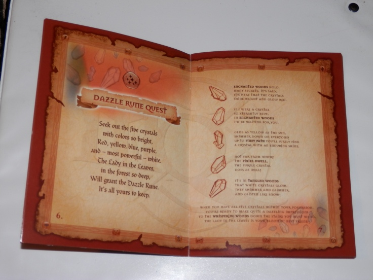 magiquest book